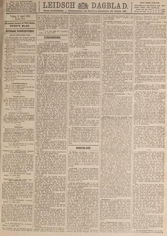 Leidsch Dagblad 1919-04-11
