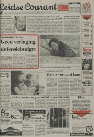 Leidse Courant 1989-10-21