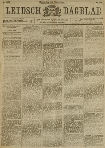 Leidsch Dagblad 1904-10-15