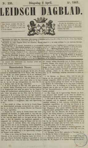 Leidsch Dagblad 1861-04-02