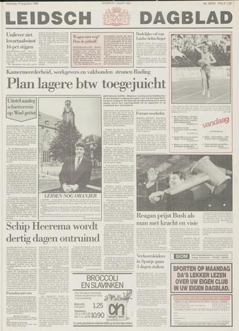 Leidsch Dagblad 1988-08-15