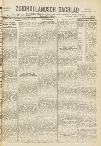 Zuidhollandsch Dagblad 1944-09-15