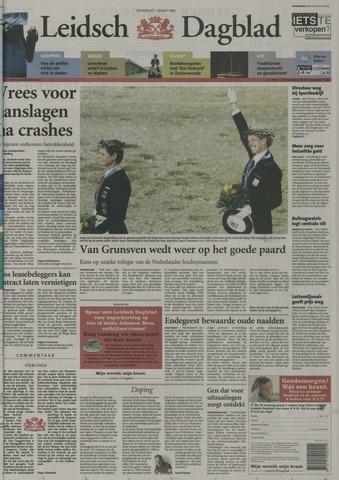 Leidsch Dagblad 2004-08-26