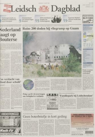 Leidsch Dagblad 1997-08-06
