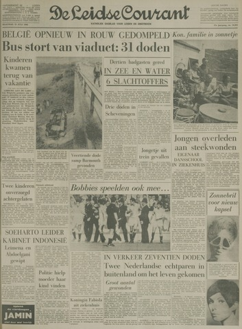 Leidse Courant 1966-07-25