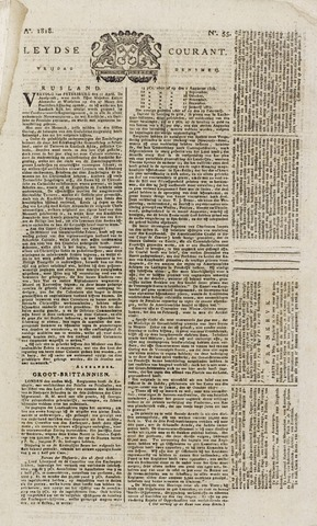 Leydse Courant 1818-05-08