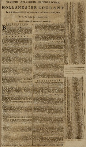 Leydse Courant 1795-08-28
