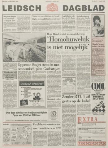 Leidsch Dagblad 1990-10-19