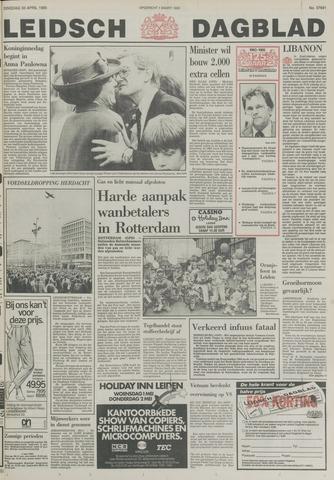 Leidsch Dagblad 1985-04-30