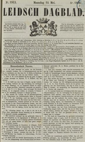 Leidsch Dagblad 1866-05-14