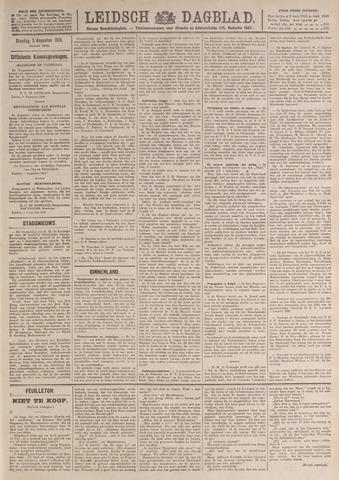 Leidsch Dagblad 1919-08-05