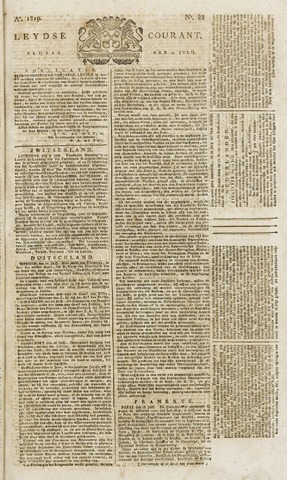 Leydse Courant 1819-07-23