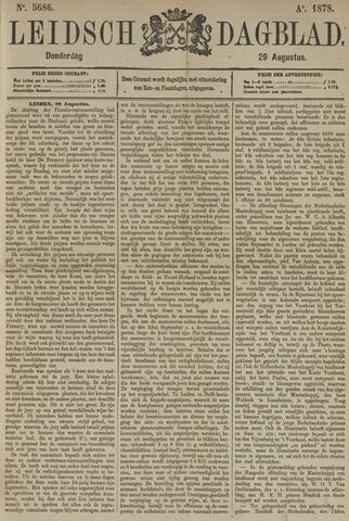 Leidsch Dagblad 1878-08-29