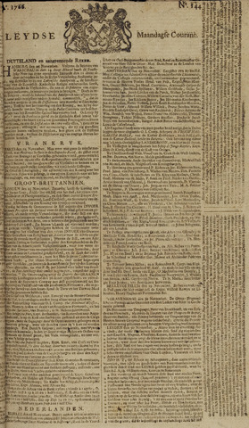 Leydse Courant 1766-12-01