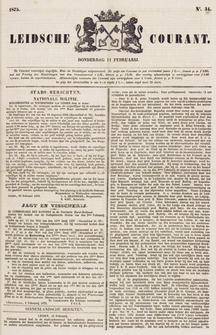 Leydse Courant 1875-02-11