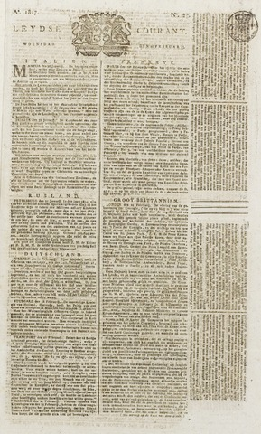 Leydse Courant 1817-02-26