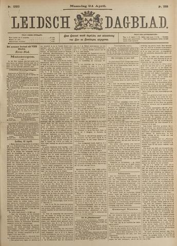 Leidsch Dagblad 1899-04-24