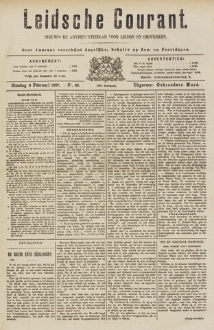 Leydse Courant 1887-02-08