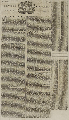 Leydse Courant 1805-03-08