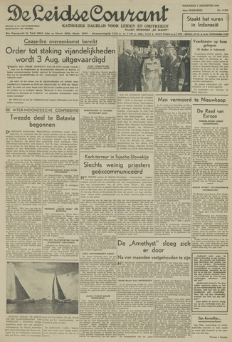 Leidse Courant 1949-08-01