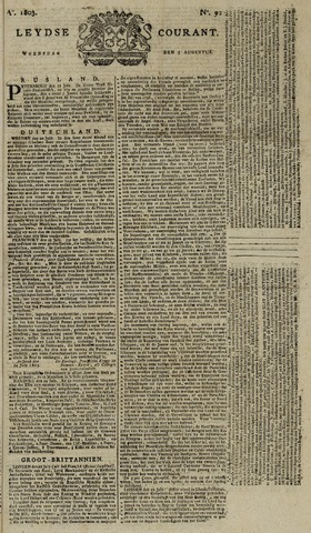 Leydse Courant 1803-08-03