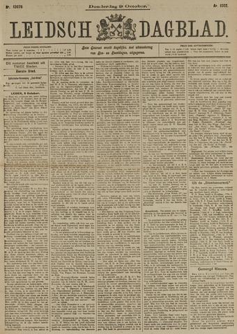Leidsch Dagblad 1902-10-09