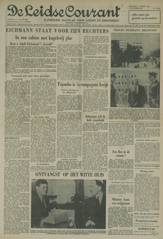 Leidse Courant 1961-04-11