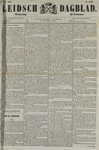 Leidsch Dagblad 1873-02-12