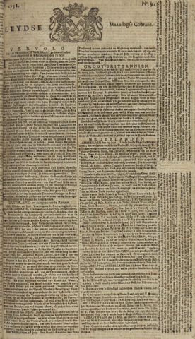 Leydse Courant 1758-07-31