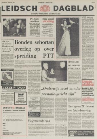 Leidsch Dagblad 1977-01-21