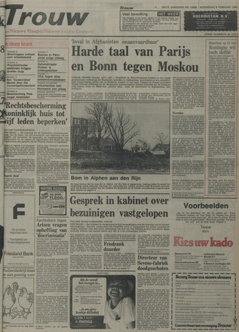 Nieuwe Leidsche Courant 1980-02-06