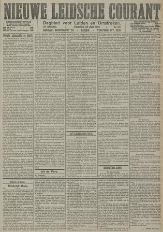 Nieuwe Leidsche Courant 1921-07-22
