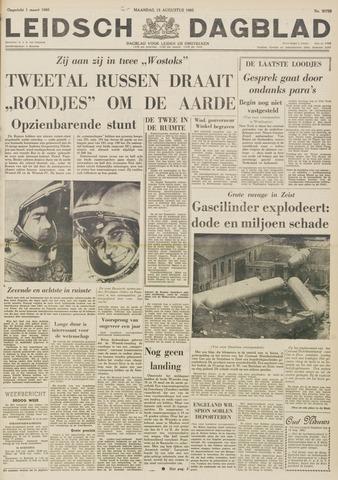 Leidsch Dagblad 1962-08-13