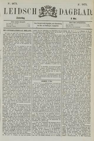 Leidsch Dagblad 1875-05-08