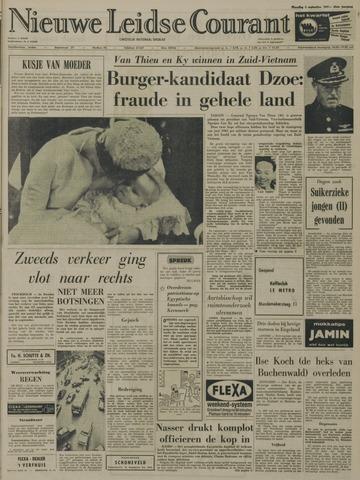 Nieuwe Leidsche Courant 1967-09-04