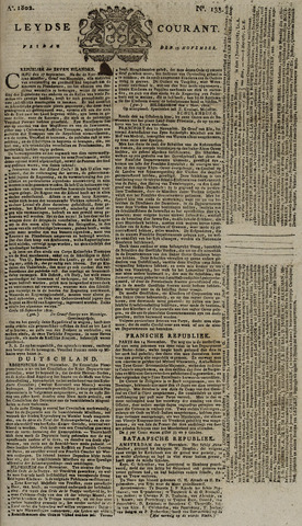 Leydse Courant 1802-11-19