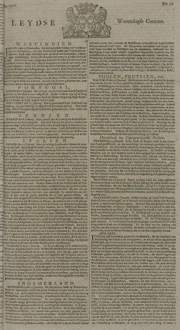 Leydse Courant 1726-02-06