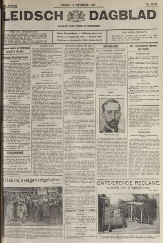 Leidsch Dagblad 1933-09-08