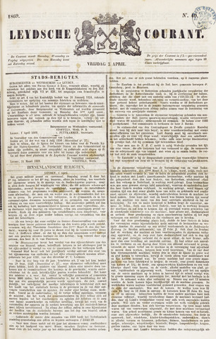 Leydse Courant 1869-04-02