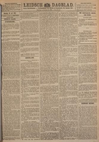 Leidsch Dagblad 1923-07-30