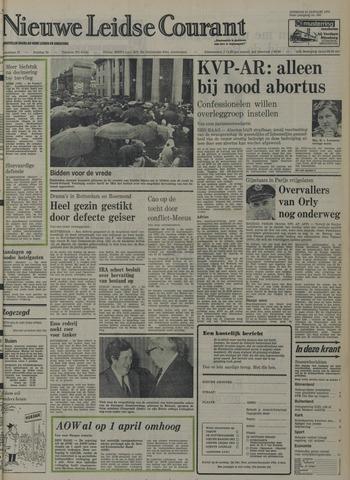 Nieuwe Leidsche Courant 1975-01-21