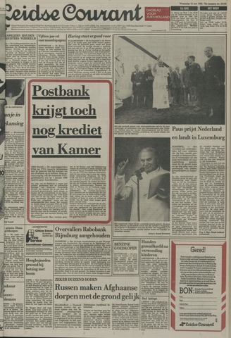 Leidse Courant 1985-05-15
