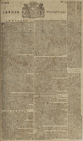 Leydse Courant 1759-02-21