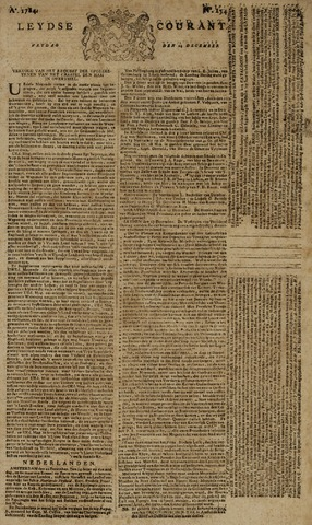 Leydse Courant 1784-12-24