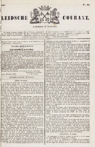 Leydse Courant 1877-01-27