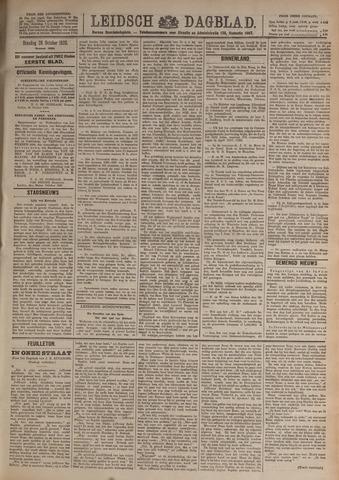 Leidsch Dagblad 1920-10-26