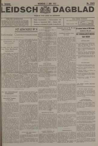 Leidsch Dagblad 1937-06-02