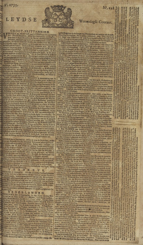Leydse Courant 1755-10-01