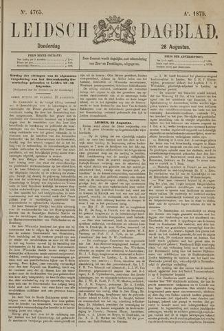 Leidsch Dagblad 1875-08-26