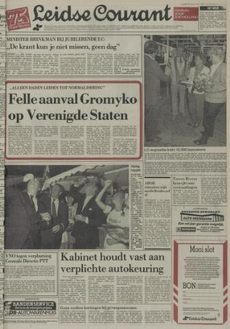 Leidse Courant 1984-09-28